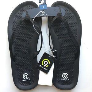 C9 Champion Women's Veanna Flip flop sandals New! Black Choose Size